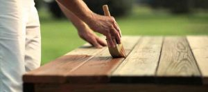 hout behandelen met beits