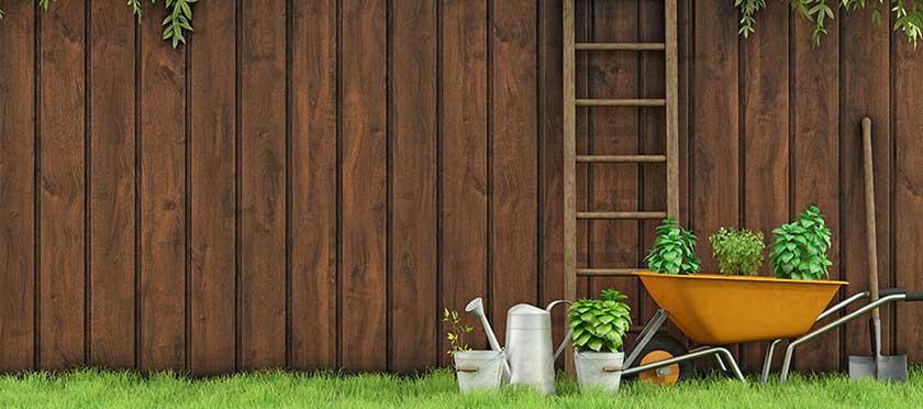 houten schutting impregneren