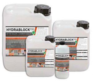 Hydrablock Pro - sealer beton waterdicht maken