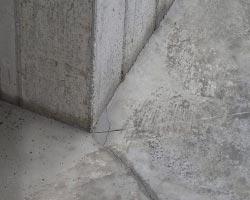 keldervloer waterdicht maken randen kinmaad